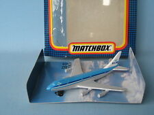 Matchbox Skybuster SB-28 A-300 Airbus Korean Air Boxed 100mm Macau Toy Model
