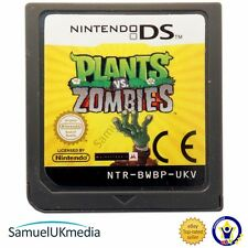 Plantes Vs Zombies (Nintendo DS) (cartouche seule) ** great condition **