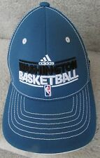NBA Washington Wizards Baseball Youth Hat Cap OSFA by Adidas Blue EUC