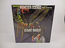 Moebius Monster Scenes Giant Insect Plastic 1/13 Scale Model Kit Sealed in Box