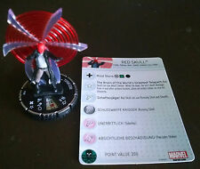 Red Skull #060 SR Avengers Assemble with card Heroclix super rare