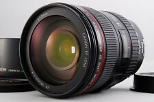 NEAR MINT Canon EF 24-105 24-105mm F/4 L IS USM with Case from Japan