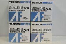 Tamron AF 18-200mm F3.5-6.3LD  DI-II XR ASPH  Lens  New