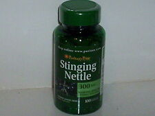 STINGING NETTLE 300mg URTICA DIOICA LEAF ANEMIA DIURETIC HOLISTIC HEALTH 100 CAP