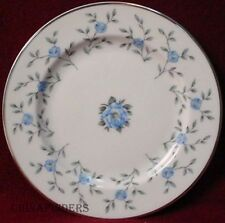 ANCESTRAL china BLUE LACE pattern BREAD PLATE