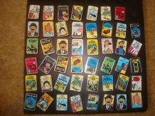 Tintin Pin Badges - Book Covers / Tintin Characters - individual purchase