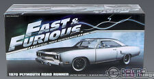 Fast and Furious 1970 Plymouth Road Runner Roadrunner The Hammer 1/18 18857 GMP