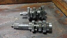 78 HONDA CX500 CX 500 HM796 ENGINE TRANSMISSION GEAR SHAFT ASSEMBLY