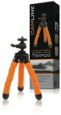 Camlink 5 Sections Flexible Foam Tripod for Camera