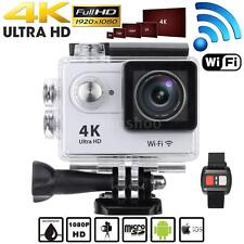 WiFi 4K UltraHD 1080P Waterproof Sport DV Video Action Camera Camcorder as GoPro
