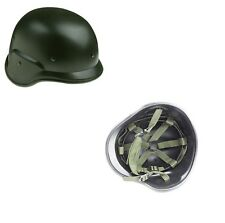Green Military/Army/Police/Swat Tactical Helmet M88 Paintball Airsoft Hard Hat