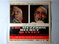 MEZZROW BECHET QUINTET Really the blues lp MEZZ SYDNEY
