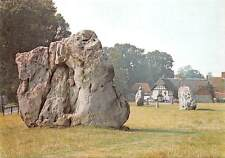 The Neolithic Henge Monument Avebury Wilts