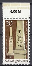 DDR 1984 Mi. Nr. 2854 mit Oberrand Postfrisch (25322)