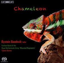 Chameleon von Öystein Baadsvik,Fanfarekorps Koninklijke Landmac SACD