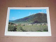 D'EPOCA-SONDRIO-MADONNA DI TIRANO CPO Italy valley city town tower Church mount