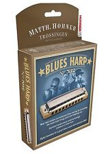 "NEW HOHNER 532BXA BLUES HARP HARMONICA ""A"" HARP & CASE NEW IN CASE SALE PRICE"