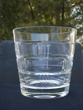 Ralph Lauren for Tiffany & Co. Crystal Glass Ice Bucket Cooler Chiller EXC