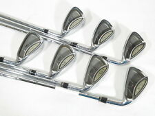 "TaylorMade RAC CGB IRONS IRON SET 4-PW Steel Stiff Flex (+1/2"")"