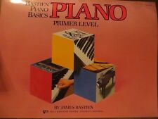 Bastien Piano Basics Primer Level WP200 Kjos
