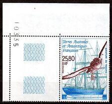 French Antarctic (TAAF) - 1995 Ship / Bird - Mi. 338 MNH