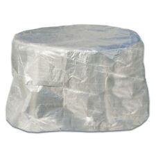 Schutzhaube Schutzhülle Transparent 160x95 cm Möbelschutz Abdeckung Gartentisch