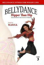 Belly Dance Fitness for Weight Loss - Hipper than Hip with Rania (DVD)