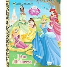 Little Golden Book Ser.: I Am a Princess by Andrea Posner-Sanchez (2012,...
