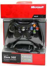 Microsoft XBOX 360 Wireless Controller For Windows PC JR9-00010 Genuine Original