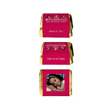 30 AMERICAN GIRL DOLL Birthday Party Personalized NUGGET LABELS