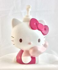 HELLO KITTY Telephone Ceramic Bathroon Soap Lotion Pump Dispenser by Sanrio