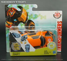 One-Step DRIFT Transformers Robots In Disguise 2016 Mini-Con Weaponizers 1-Step