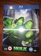The Incredible Hulk (Blu-Ray Lenticular Steelbook) NEW