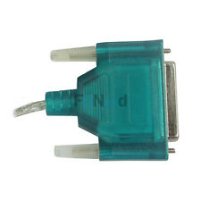 NEW USB to 25PIN Parallel Port Printer Converter Cable