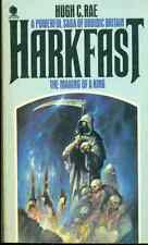 HARKFAST The Making of a King by Hugh C. Rae (1977) Sphere British SF pb