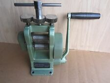 Cas Ker Co Jewelers Jewelry Rolling Mill Sheet Metal Wire Flat