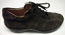 Coach Packard mens brown leather oxford dress shoes size 8.5 D