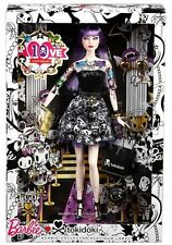 Barbie Doll Tokidoki Purple Hair Platinum Label Collector 2015 CMV58 NEW NRFB