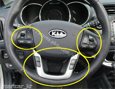 2012 2013 2014 2015 2016 2017 KIA Rio OEM Audio_Auto Cruise Retrofit Kit