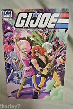 2015 JOECON #212 EXCLUSIVE G.I. JOE COLD SLITHER & JEM AND THE HOLOGRAMS