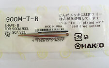 1pc 900M-T-B Replace Soldering Solder Leader-Free Solder Iron Tip For Hakko 936