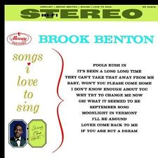 BENTON BROOKEN - SONG I LOVE TO SING    - CD NUOVO