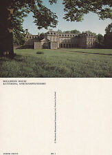 1990's BROUGHTON HOUSE KETTERING NORTHAMPTONSHIRE UNUSED COLOUR POSTCARD