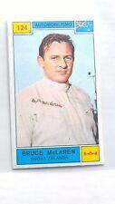 Rare - Bruce McLaren Panini Campioni Dello Sport 1969-70 - MINT Condition