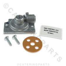 P6071551 PITCO GAS FRYER VALVE CONVERSION KIT LPG TO NATURAL FOR ROBERTSHAW 7000