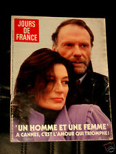 N 1637 JOURS DE FRANCE HENRI SALVADOR MIREILLE MATHIEU LOVE STORY SEGAL BELMONDO
