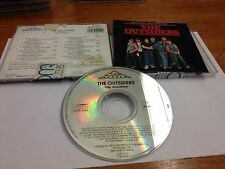 CD Soundtrack THE OUTSIDERS 1989 Silver Screen SIL 5051-2