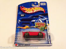 Hot Wheels 2002 First Editions Lancia Stratos Rally Red Diecast Model Car 1:64