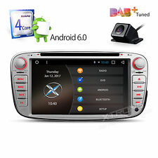 Android 6.0 Car DVD Player GPS Navi Radio for Ford Mondeo Focus S-Max 2008-2011