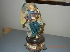 "9"" Angel  Music Box 1990? works great has box"